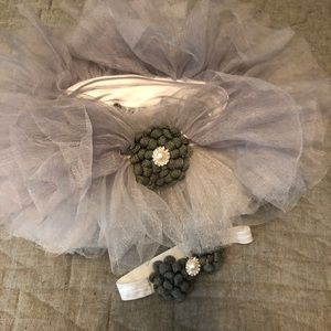Other - Infant Tutu and matching headband